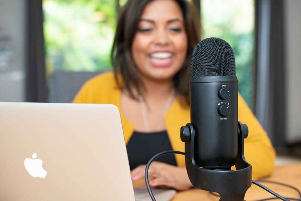 Artjanna Harkoe - tips om te starten met een podcast