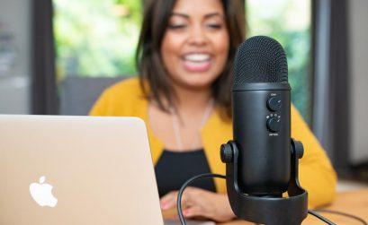 Artjanna Harkoe deelt tips voor het maken van een podcast