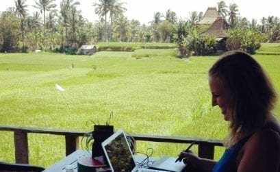 Interview Thamara Zijlstra - Digital Nomad Bali