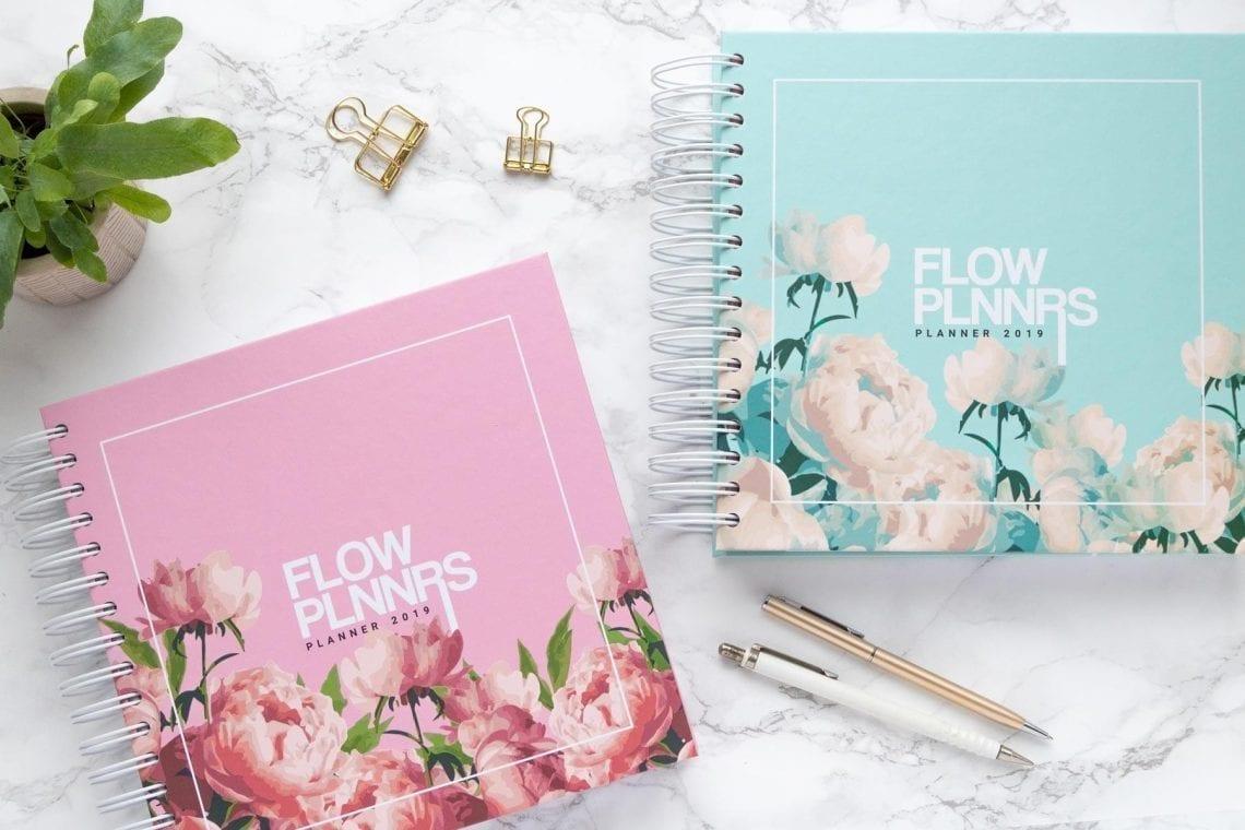 Flow Planners 2019 Pink en Mint