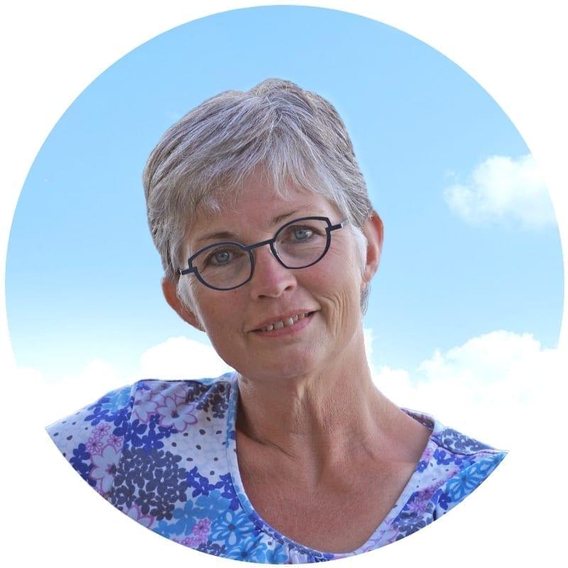 Annelies Deinum tipt haar boekhoudpakket