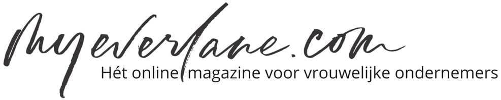 MYEVERLANE.com Hét online magazine voor vrouwelijke ondernemers