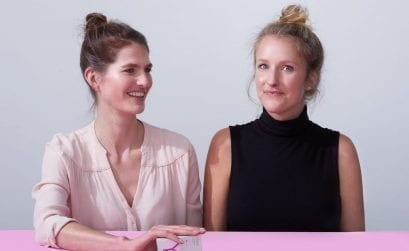 Interview founders Yoni - Mariah en Wendelien