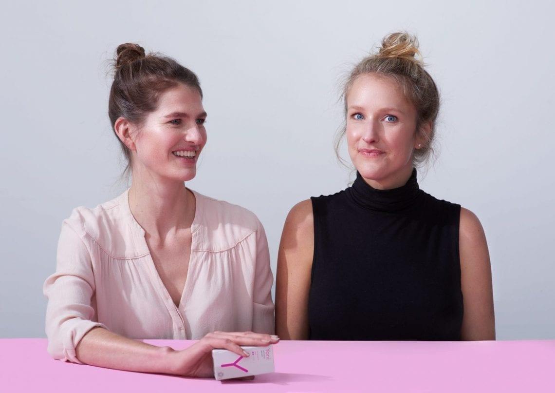 Interview founders Yoni - Mariah en Wendelien