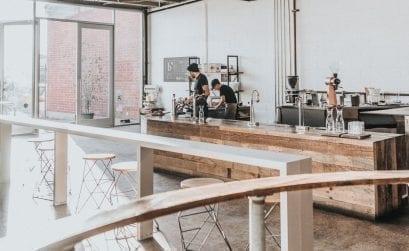 flexwerkplek hotspots koffietentje voor ondernemers en freelancers in Eindhoven