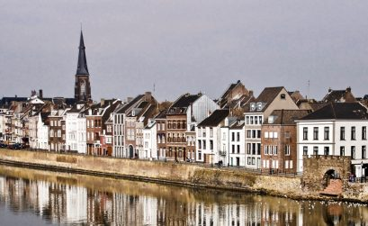Maastricht - flexwerkplekken bij koffietentjes in Maastricht