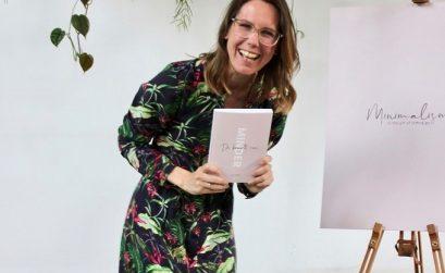 De kracht van minder - Ilona Annema - minimalistisch ondernemen